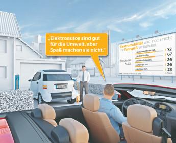 Elektroautos haben sich in eine Imagefalle manövriert