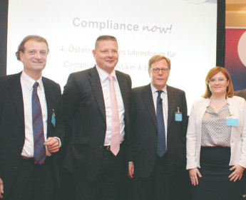 Compliance-Integration muss sein