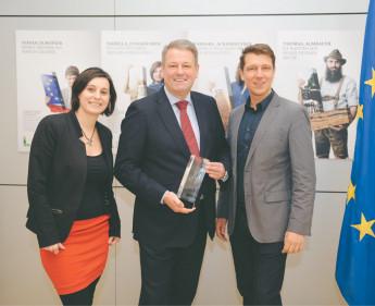 BMLFUW: EU-Kommunikationspreis