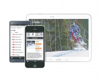 Mit Drei live dabei bei der Ski-Medaillenjagd in Vail