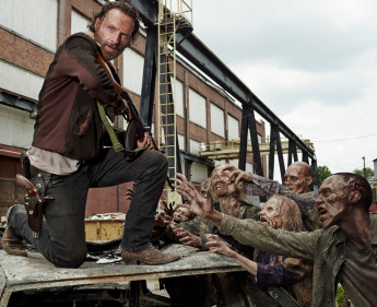 """The Walking Dead"" auf Fox"
