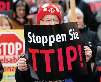 Auch Bio Austria warnt vor TTIP