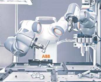 YuMi soll eine neue Ära in der Robotik einleiten