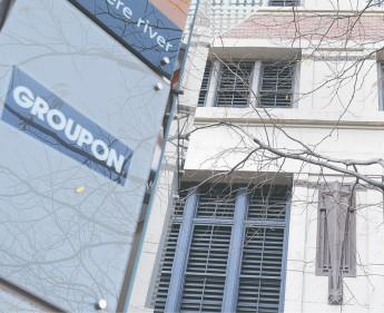 Groupon überwindet Verlustserie