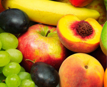 Obst wurde billiger