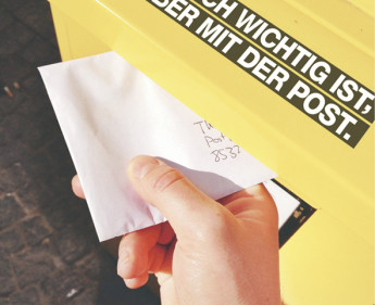 Post AG steigert Betriebsergebnis