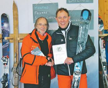 Ski Ride Vorarlberg wurde ausgezeichnet