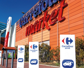 Carrefour stark