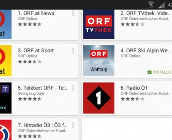 Fortsetzung im Streit um digitale ORF-Apps