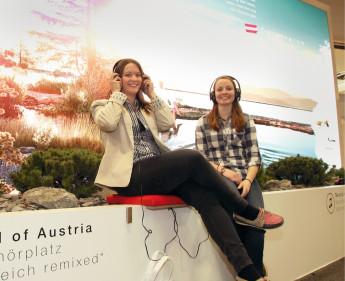 Österreich-Auftritt mit viel Musik