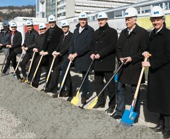 Großinvestition in Vorarlberg