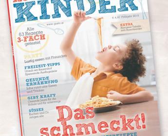 """Spezial: """"Gusto Kochen für Kinder"""""""