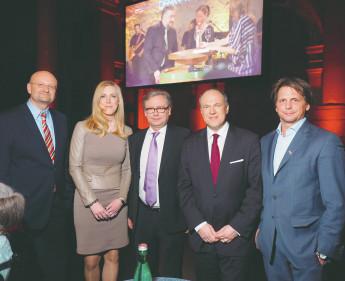 ORF III ganz im Zeichen der großen Österreich-Jubiläen