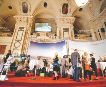 11. Ausgabe der access: Hofburg als Event-Mekka