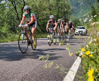 Radsport am Gardasee