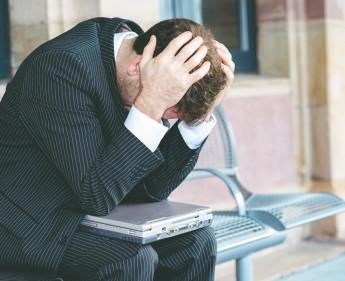 Burn-out: Fast jeder Zweite leidet unter Stress