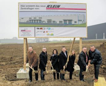 Sechs Mio. Euro für neues Lager