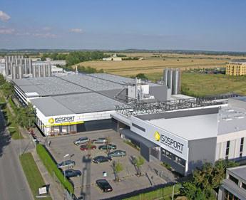 Isosport legt Produktionsstandorte zusammen