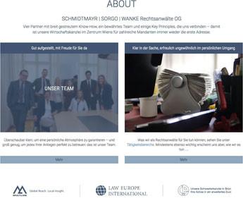 SSW Rechtsanwälte schärfen ihren Auftritt mit neuem Design