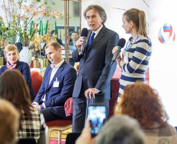 ÖW setzt in Moskau auf innovatives B2B-Format