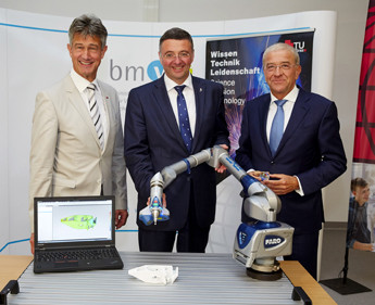 Steiermark bekommt eigene Pilotfabrik für Industrie 4.0