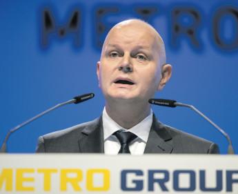 Metro wird in zwei Teile filetiert