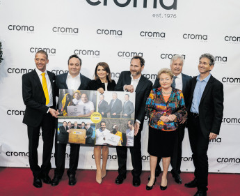 Croma-Pharma investierte