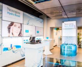Neutrogena setzt auf Pop-up-Store