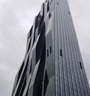 spusu übersiedelt in den DC Tower