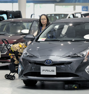 Starker Yen bremst Toyota