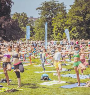Yoga, Lager, Hai