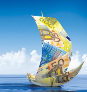 Europas Wirtschaft liegt gut im Wind