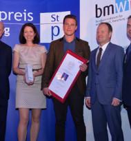 Frauscher Bootswerft gewinnt Staatspreis Marketing 2017