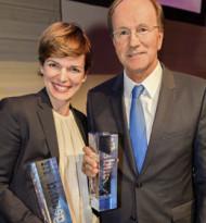 Gesund & Fit Awards im Wiener Novomatic Forum vergeben