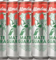 Almdudler Mate & Guarana 1 Million Mal verkauft