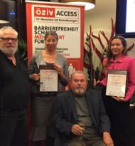 ÖZIV-Medienpreis wurde zum 11. Mal vergeben