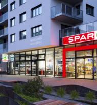 Spar eröffnet in der Troststraße