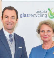 Jubiläum für Austria Glas ReCircle