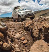 Land Rover Experience Tour 2017 beendet