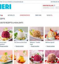 Froneri Austria mit neuem Webshop