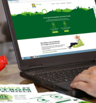 Lidl Österreich als Grünstrom-Anbieter
