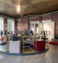 Imperiale Schuh-Boutique