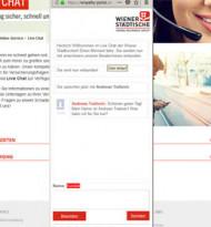 Wiener Städtische erweitert digitales Angebot um Chatbot-Service