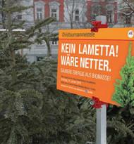 Weihnachten bedeutet mehr Müll