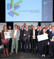 Digital Business Trends-Awards 2017 vergeben
