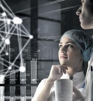 Die Chemie wird digital