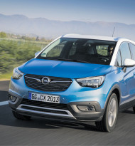 Opels neuer Crossover