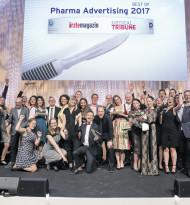 Pharmabranche feiert Werbeideen