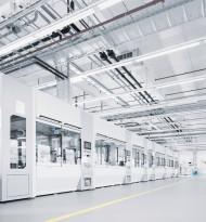 Die intelligenten Fabriken werden weiter aufgerüstet