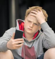 Diskussion über Handy-Nutzung